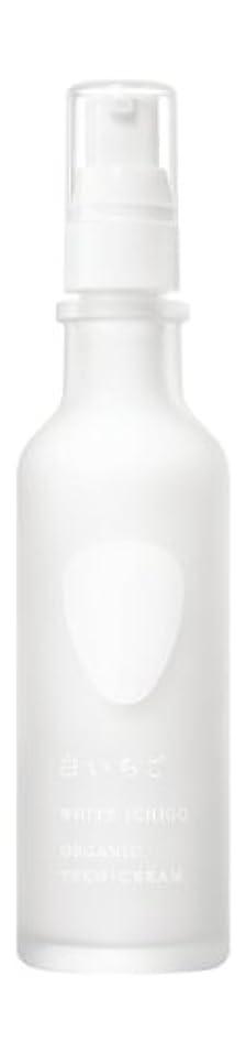高い極貧素晴らしい良い多くのWHITE ICHIGO(ホワイトイチゴ) オーガニック テック-クリーム 60g