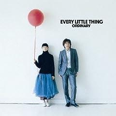 Every Little Thing「tomorrow」のCDジャケット