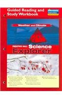Science Explorer Weather And Climate: Guided Reading And Study Workbook