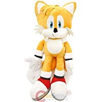 "Sonic The Hedgehog Tails Plush Doll Bag Custume Backpack -20"" [並行輸入品]"