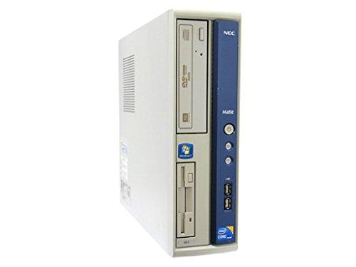 中古 NEC デスクトップパソコン Mate MB-B 単体 Windows10 64bit搭載 Core i5搭載 メモリー4GB搭載 HDD1TB搭載 スーパーマルチ搭載