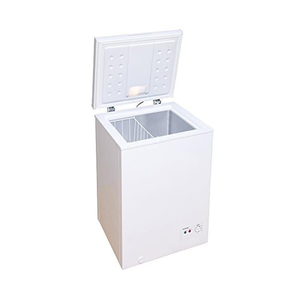 アイリスオーヤマ 冷凍庫 100L 1ドア 直冷...の商品画像