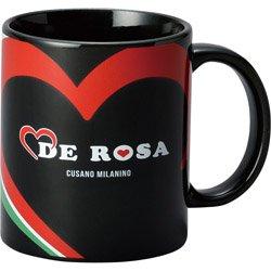 DE ROSA(デローザ) MUG BLACK マグカップ