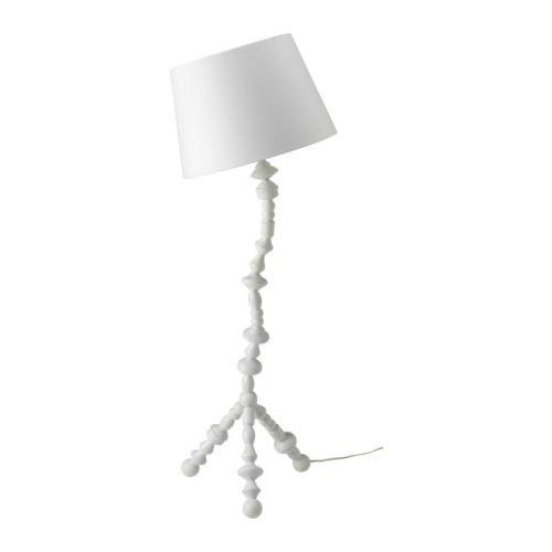★★IKEA PS スヴァルヴァ / IKEA PS SVARVA / フロアランプ / ホワイト[イケア]IKEA(90147470)