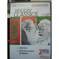 Santa Claus & Santa Claus Conquers the Martians [DVD] [Import]