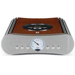 ガトー・オーディオ CDプレーヤー/DAコンバーター【トップパネル:ウォールナット・フィニッシュ】Gato Audio CDD-1WD(RC-1リモコン付属)