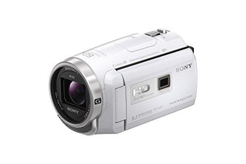 ソニー デジタルHDビデオカメラレコーダーHDR-PJ675  W  ホワイト