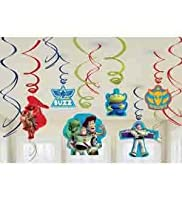 Pixar Toy Story Power Up Swirl Pack [3 Retail Unit(s) Pack] - 671426 [並行輸入品]