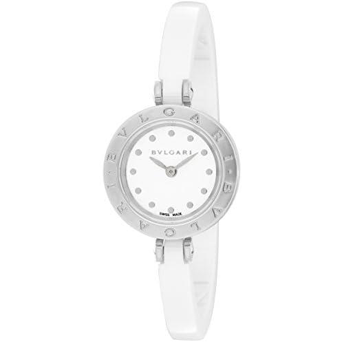 [ブルガリ]BVLGARI 腕時計 B-zero1 ホワイト文字盤 BZ23WSCC-M レディース 【並行輸入品】