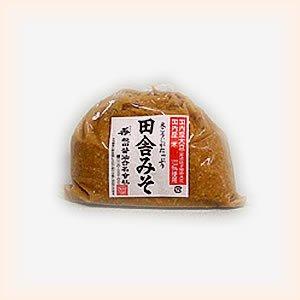 根田醤油 田舎みそ(十合こめ糀) 1kg 袋詰(すり味噌)