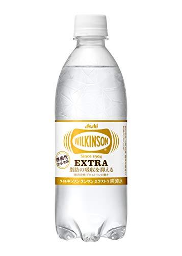アサヒ飲料 ウィルキンソン タンサン エクストラ 490ml×24本