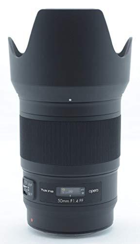 トキナー OPERA 50mm F1.4 FF※キヤノンEFマウント OPERA50MMF1.4FFCEF