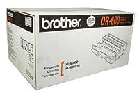 Brotherドラム、dr600、ブラック、30, 000Pg Yield [ Non–小売パッケージ化]