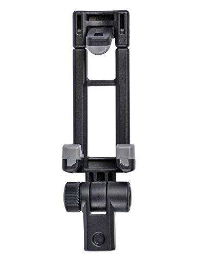 SLIK 三脚アクセサリー スマホホルダー 58mm-85mm幅対応 最大搭載重量200g U1/4ネジ対応 245835