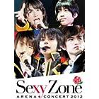 Sexy Zone アリーナコンサート 2012 (通常盤 初回限定・メンバー別 バック・ジャケット仕様) (中島健人ver.) (特典ポスターなし) [DVD]