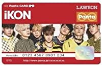 iKON オリジナル ポンタカード + クリアファイル