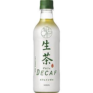 キリン 生茶デカフェ PET 緑茶(430ml×24本)