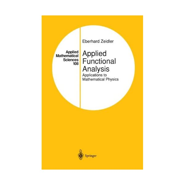 Applied Functional Analy...の商品画像