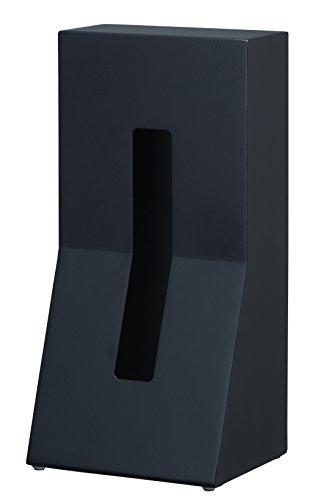 RoomClip商品情報 - 【正規輸入品】 DUENDE(デュエンデ) ティッシュケース STAND! STEEL Black DU0024