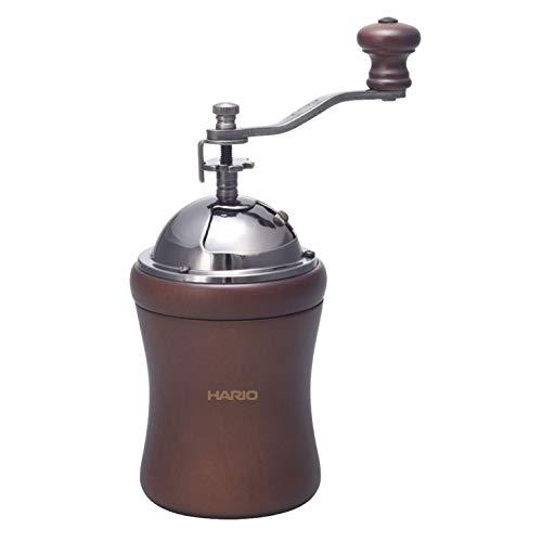 ハリオ コーヒーミル ドーム ブラウン (MCD-2) 445g
