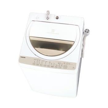 東芝 全自動洗濯機 グランホワイト 7kg AW-7G3(W) AW-7G3(W)