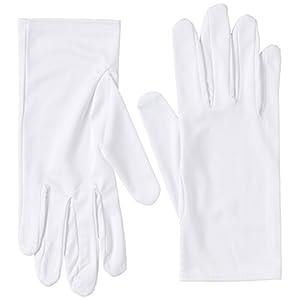 [ウォッチミージャパン]Watchme Japan マイクロファイバー手袋 レディースサイズ ホワイト グローブ 厚手 amg-001-wh