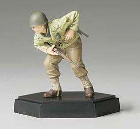 MM フィギュアコレクション 1/35 アメリカ歩兵攻撃チーム 下士官B 完成 26007