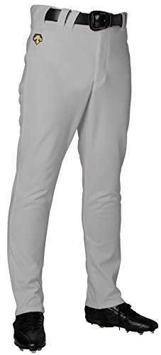 DESCENTE(デサント) 野球 ユニフォーム ストレートパンツ ユニフィットパンツ シルバー M+サイズ DB1013LP