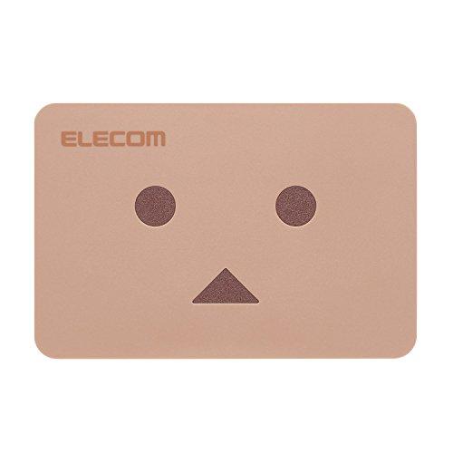 エレコム HDD ポータブルハードディスク ダンボー USB3.0 1TB ELP-DB010UBR