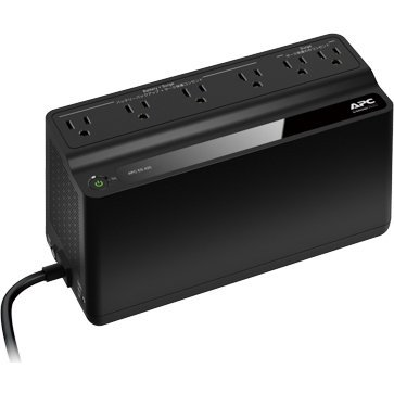 シュナイダーエレクトリック BE425M-JP APC ES 425VA Battery Backup and Surge Protector 100V