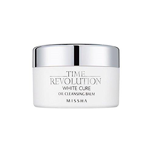 [New] MISSHA Time Revolution White Cure Oil Cleansing Balm 105g/ミシャ タイムレボリューション ホワ...