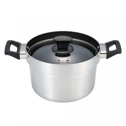 リンナイ 炊飯専用鍋 ガスコンロ用炊飯鍋 5合炊き RTR-500D
