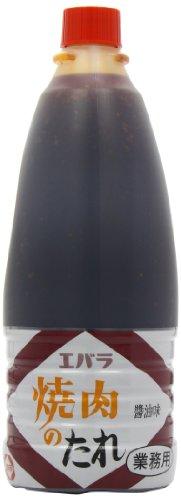 エバラ 焼肉のたれ 醤油味 業務用 1600g