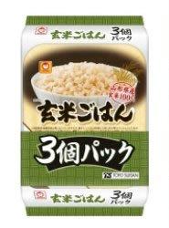 玄米ごはん 160g