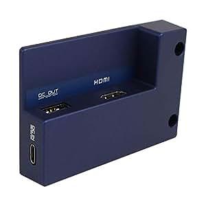 GeChic ゲシック Rear Dock V2 リアドック On-Lap 1102/1503シリーズ用 拡張アダプタ