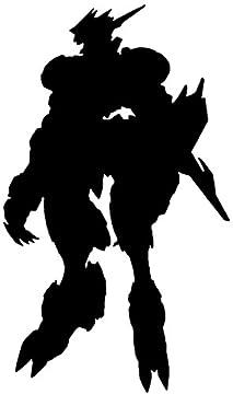 HG 機動戦士ガンダム 鉄血のオルフェンズ ガンダムバルバトスルプス新形態(仮) 1/144スケール 色分け済みプラモデル