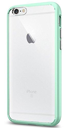 SpigeniPhone6s ケース ウルトラ・ハイブリッド iPhone6s / iPhone6 対応 (ミント SGP11601)