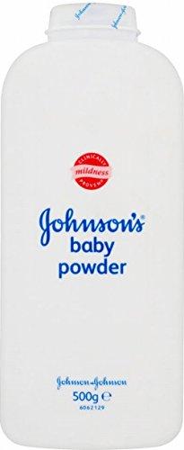 Johnson's Baby Powder (500g) ジョンソンのベビーパウダー( 500グラム)