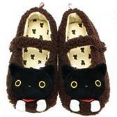 靴下にゃんこ ぬいぐるみスリッパ KY78801