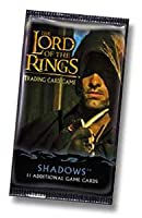 Lord Of The Rings Tcg - Shadows Booster Pack - 11C