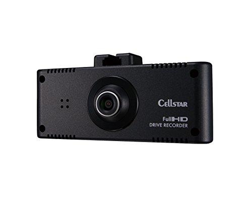 セルスタードライブレコーダー CSD-500FHR 日本製 3年保証 駐車監視 レーダー相互通信対応 Full HD画質