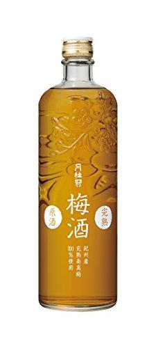 完熟梅酒原酒 720ml壜詰