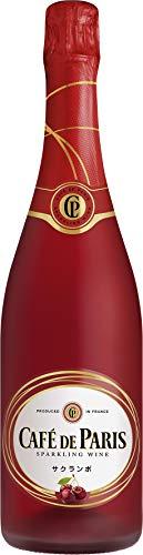 カフェ・ド・パリ サクランボ 瓶750ml