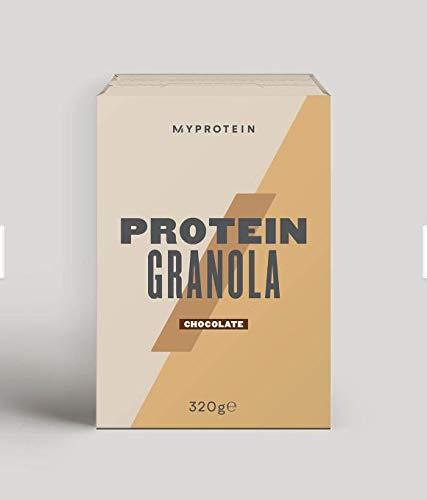 MAIPUROTTEINN プロテイン グラノーラ 高たんぱく チョコレート320g
