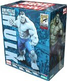 Marvel Avengers Grey Hulk 10 ARTFX+ Statue 2014 SDCC Comic Con Exclusive