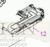 HP rg5–6208–180CNピックアップアセンブリ–For用紙入力用紙トレイ4