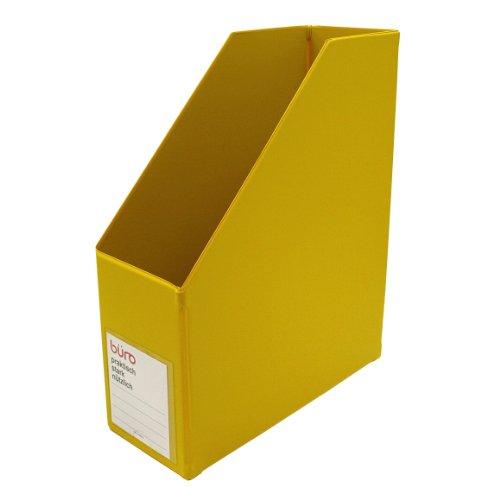 RoomClip商品情報 - ビュロー ファイルボックス 縦型【イエロー】 FX11 YE