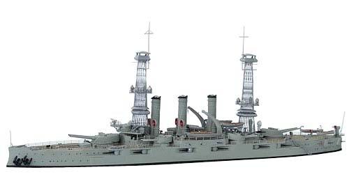 1/700 コネチカット級戦艦 BB-20 バーモント1909 PN07053