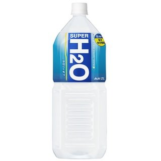 スーパーH2O 2000ml ×6本