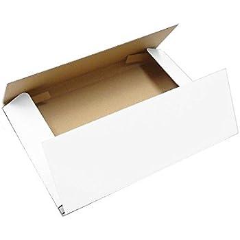 ネコポス用箱 白 【厚み25mm】 最大規格サイズ【25枚】 クリックポスト ポスパケット ゆうパケット